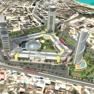 Baku_Center